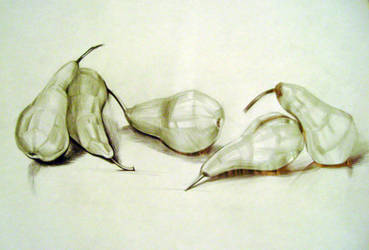 Pears by Lyaman
