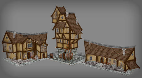 Lowres houses