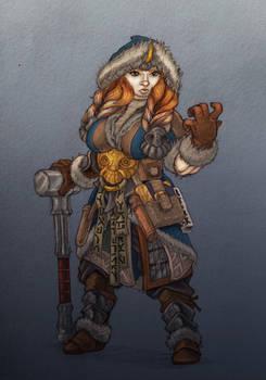 Dwarf Runeweaver