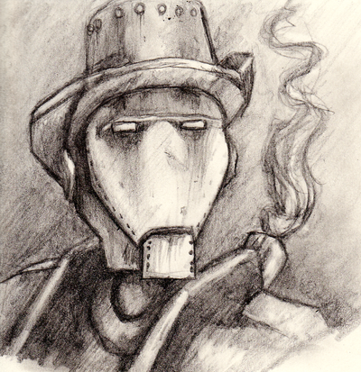 Robosniper by Tobizord