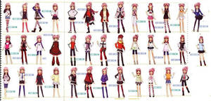 anime outfits =)
