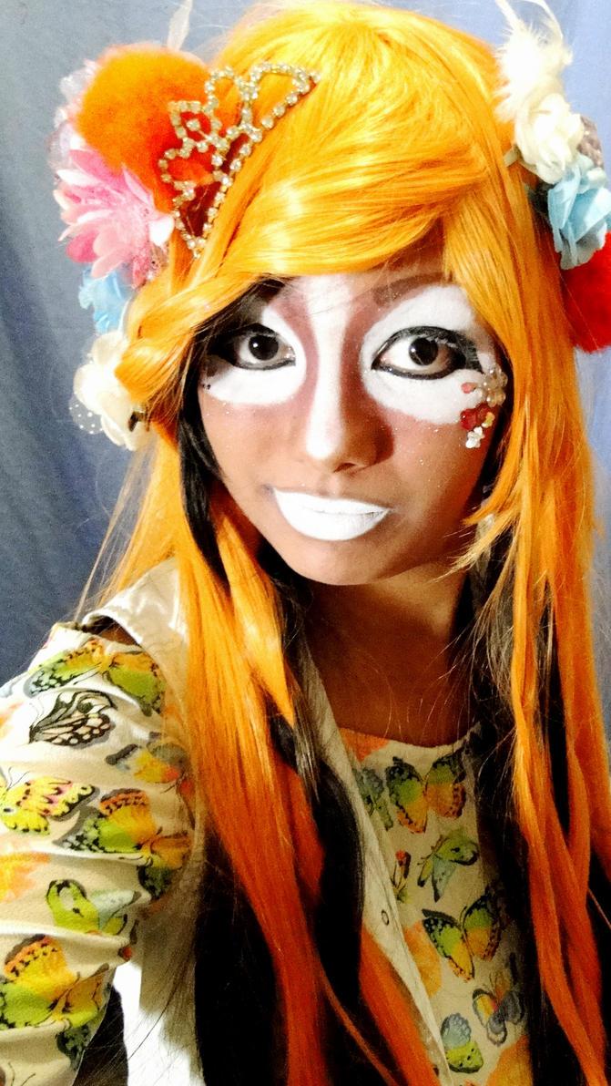 23_Yamamba Girl by CrossBijuaru