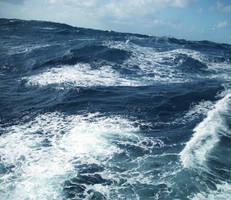 Rage of water by feainne-stock