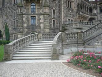 Stairs III by feainne-stock