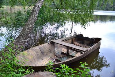A Boat by feainne-stock
