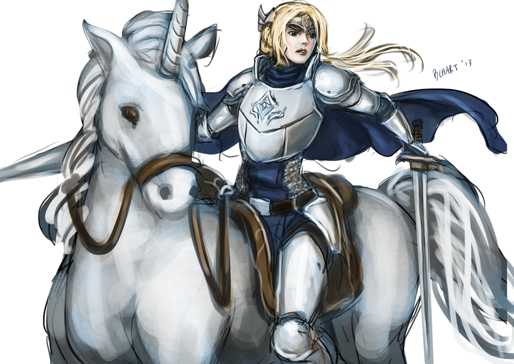 R: Paladin by bchart