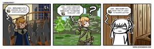 FFXIV Comic: Omniscience