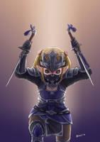 FFXIV: Ninja Omn by bchart