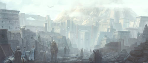 Critical Role - Vasselheim by bchart