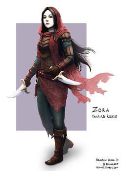 C: Zora, Vampire Rogue