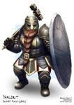 C: Yarldrit, Dwarf Forge Cleric