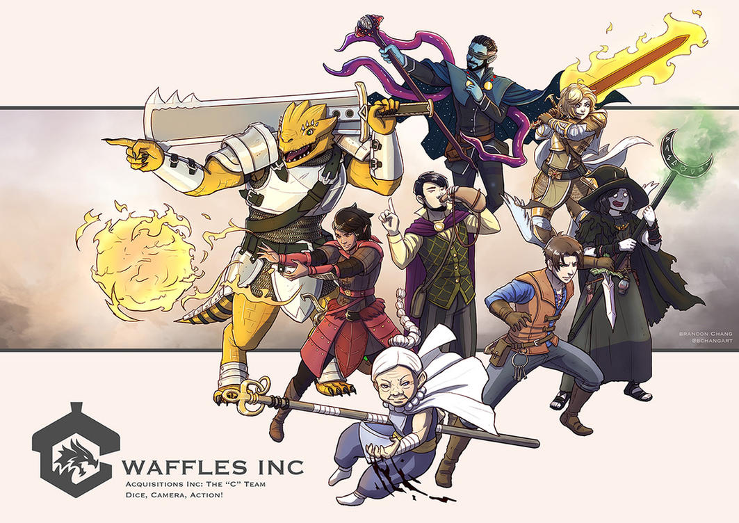 Waffles Inc by bchart