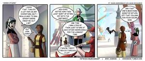 XNN Comic: Odder Others