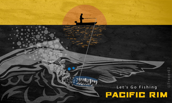 Pacific Rim Fishing by Tracer67