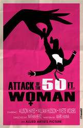 Attack of the 50 Ft. Woman by Tracer67