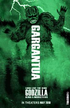 Godzilla King of the Monsters: Gargantua