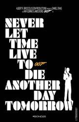 Bond Parody Poster