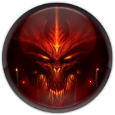 Diablo III Icon by Kundendienst