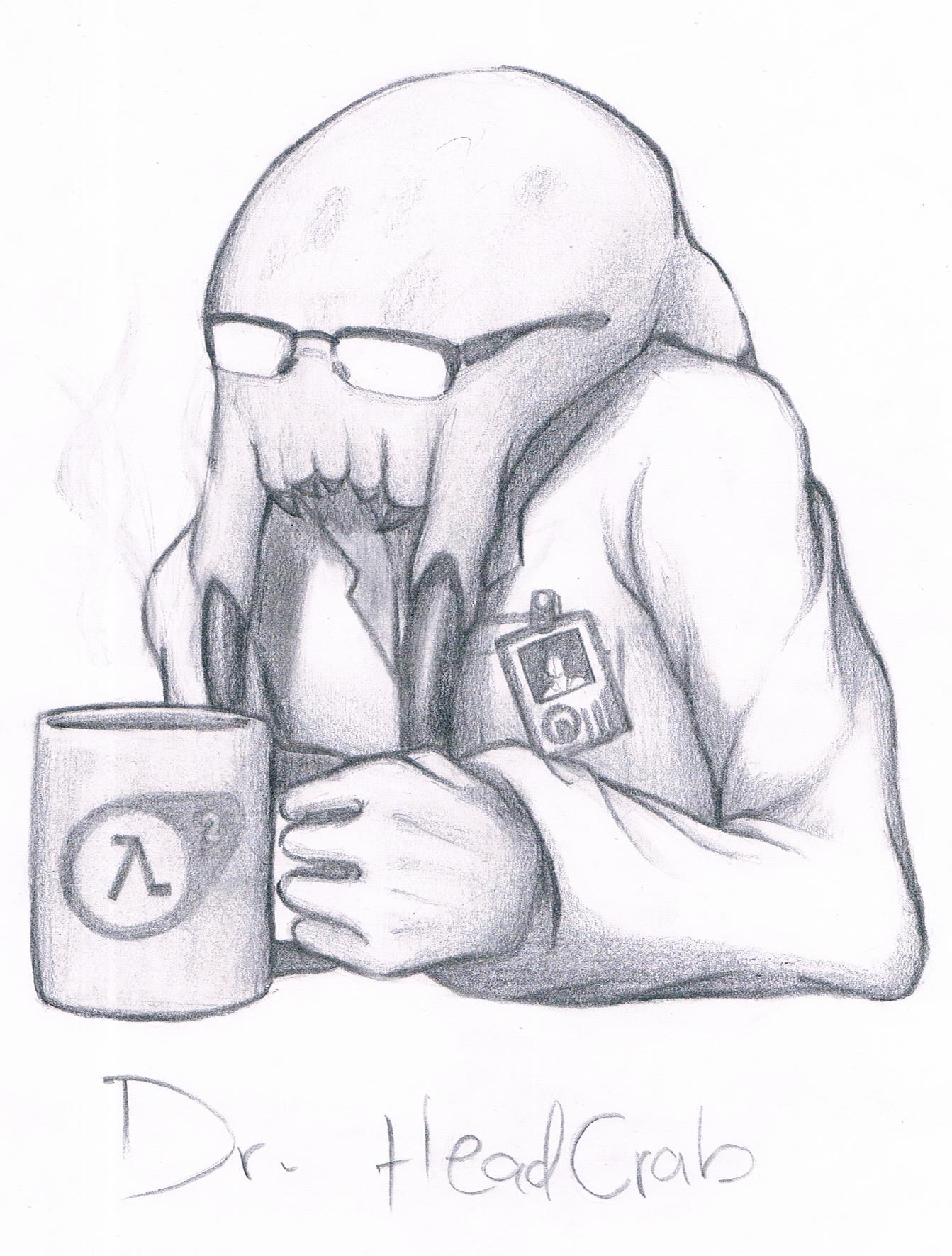 Dr.HeadCrab by JBMcKnight