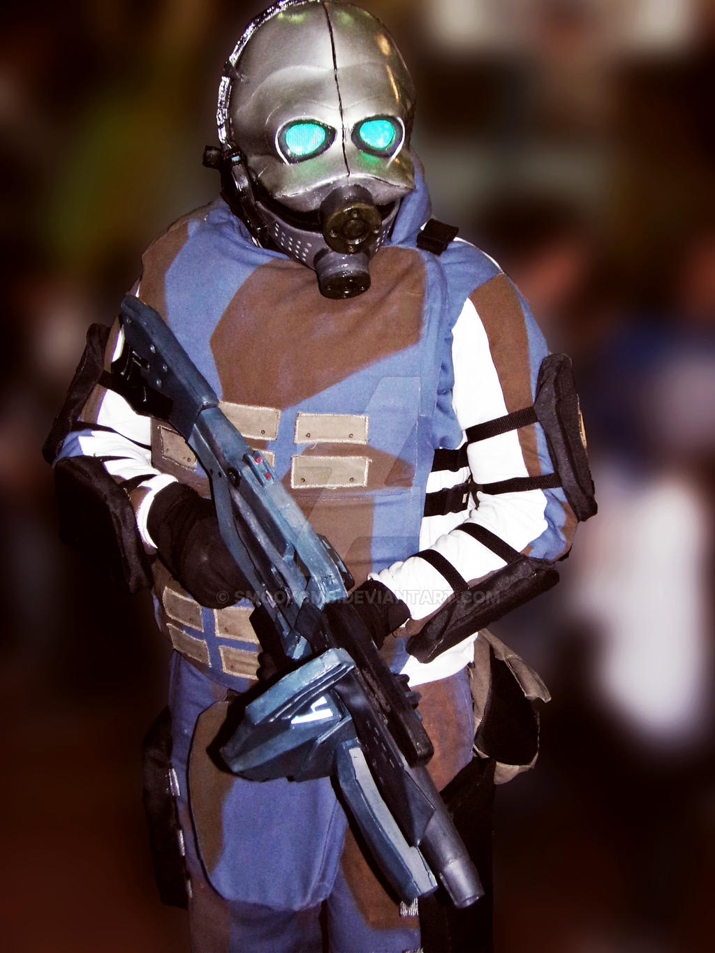 Combine Soldier from Half-Life 2 by SmookCMb on DeviantArt