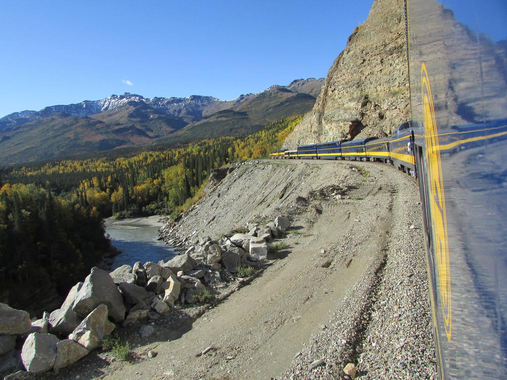 Alaska Railroad. by RPM1000