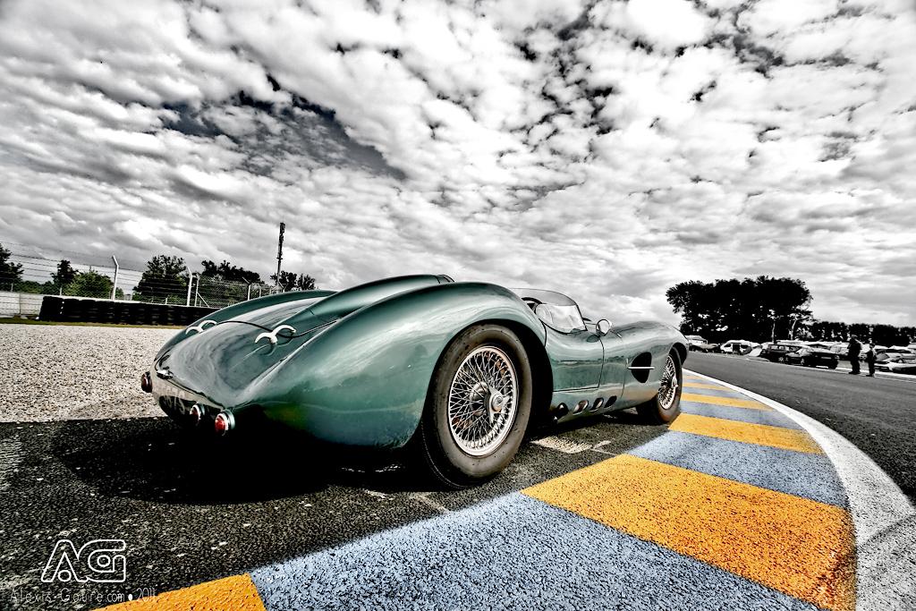Aston Martin DBR-1 by alexisgoure