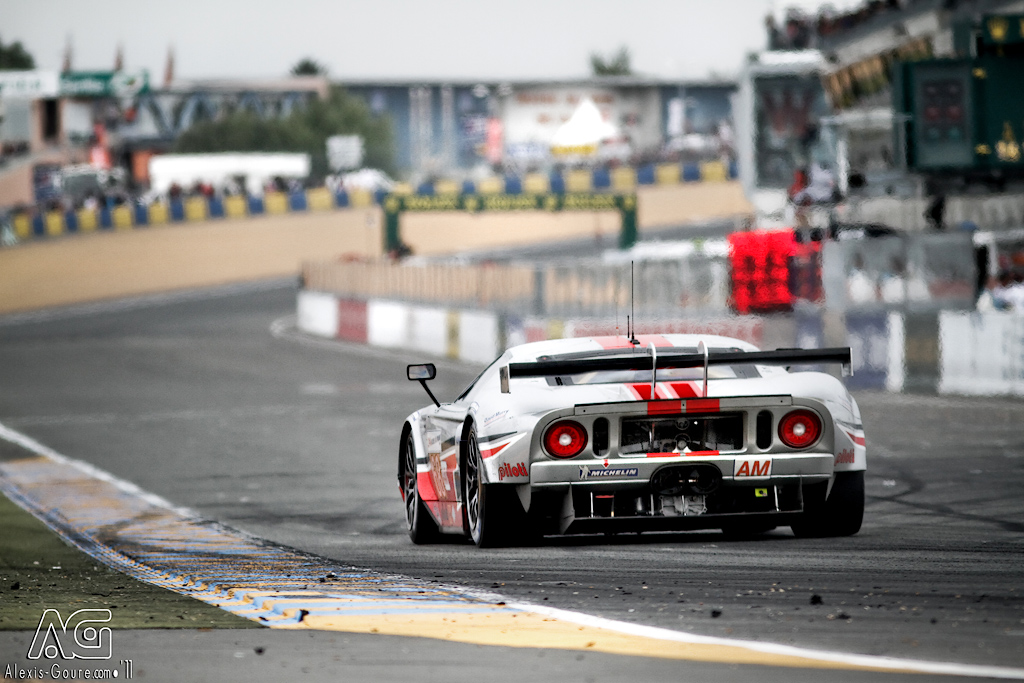24H du Mans 2011- Ford GT by alexisgoure