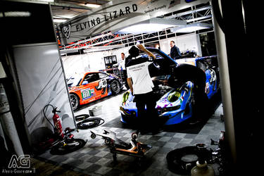 24H du Mans - Porsche by alexisgoure