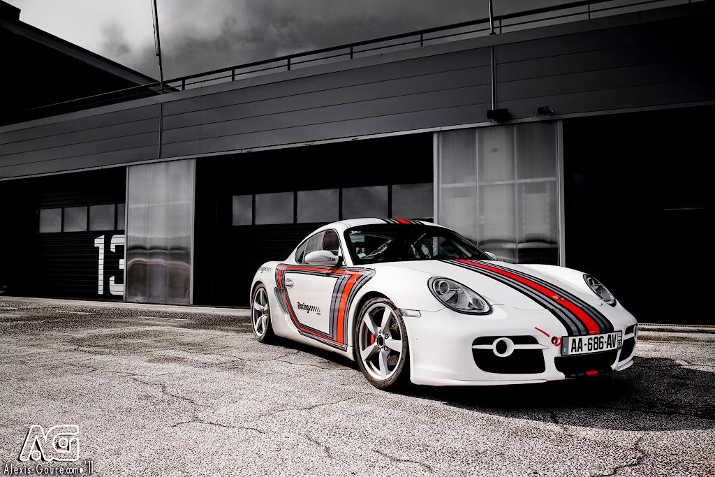 Porsche Cayman Cup by alexisgoure