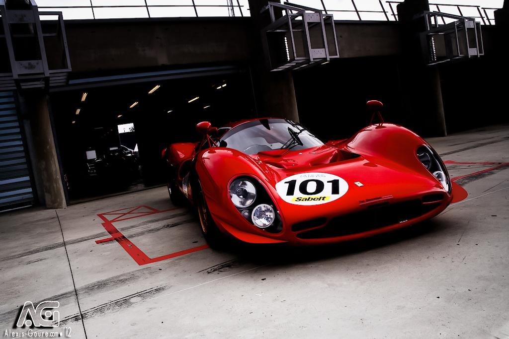 Ferrari P3 by alexisgoure