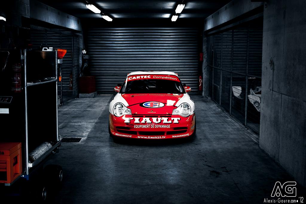 Porsche 996 GT3 by alexisgoure