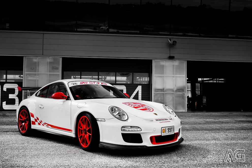 Porsche GT3 RS mkII by alexisgoure