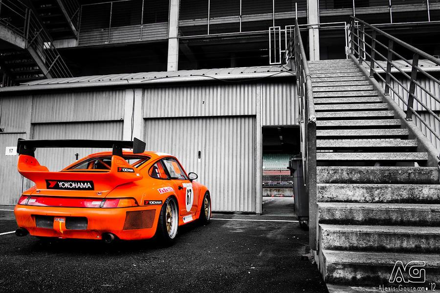 Porsche 993 GT by alexisgoure