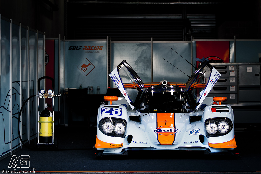 Gulf Racing Middle East by alexisgoure