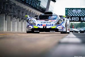 Porsche GT1 by alexisgoure