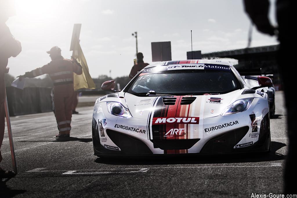McLaren MP4-12C GT3 by alexisgoure
