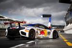 Mclaren MP4-12C GT3 Loeb Racing Team