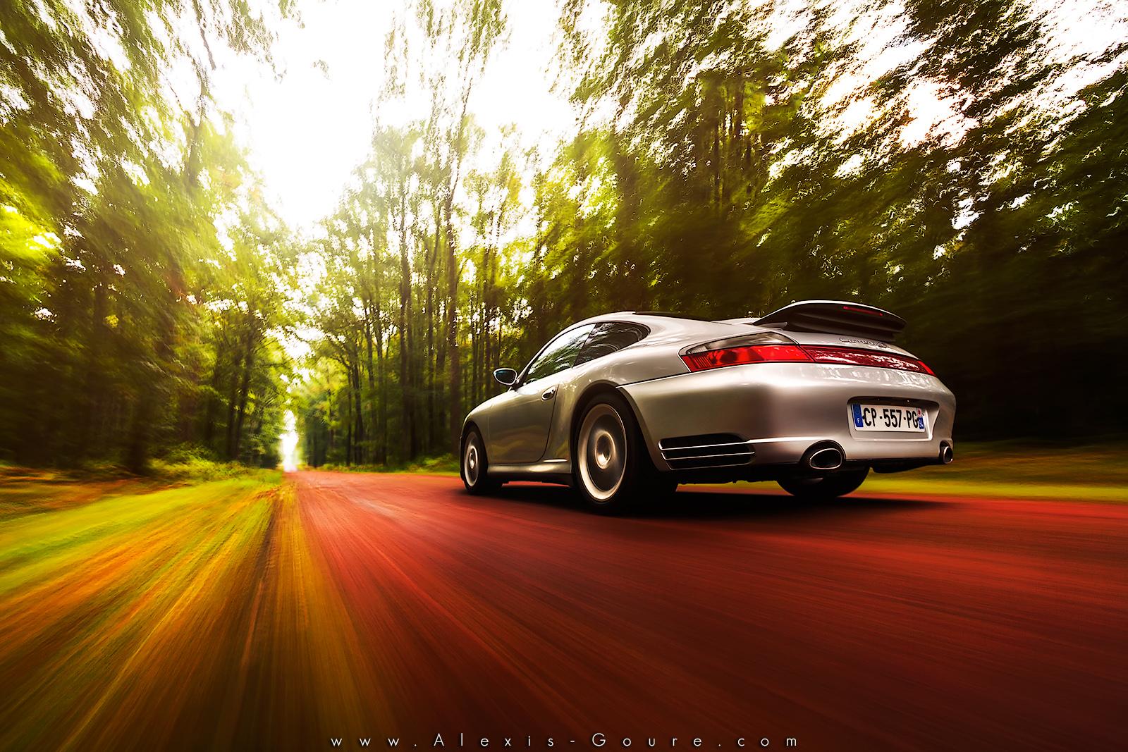 Porsche 996 4S by alexisgoure