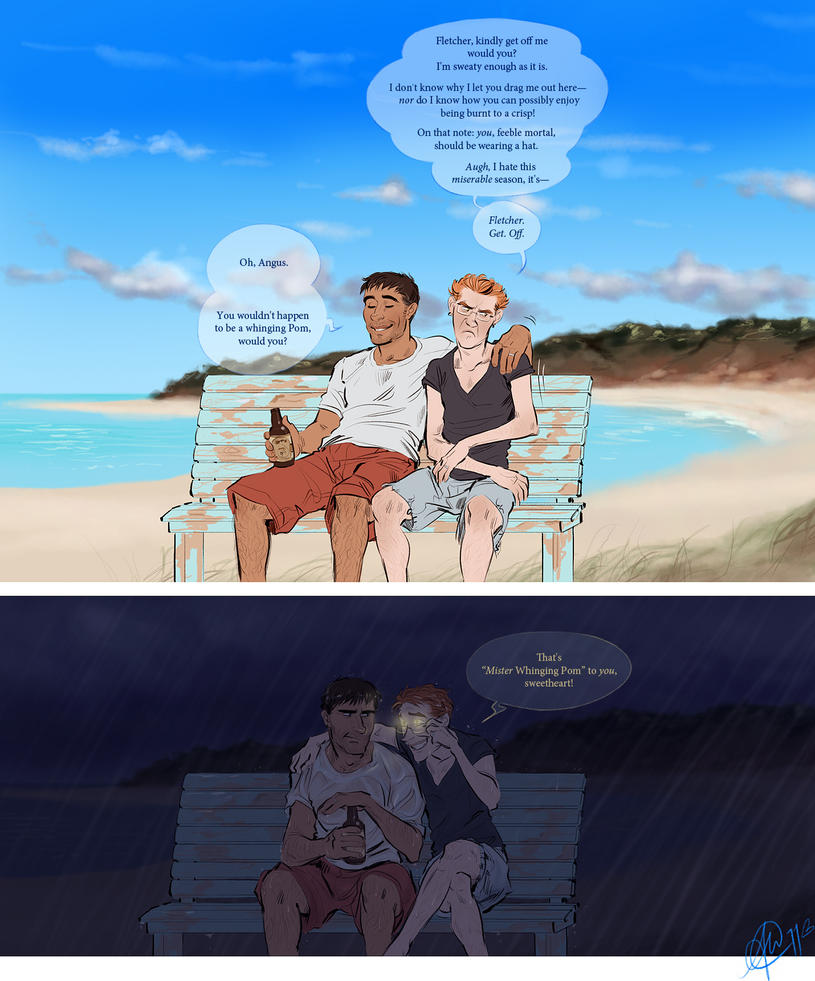 MW - baby, in the summertime by Eeba-ism on DeviantArt