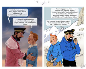 Tintin - Compare the Pair