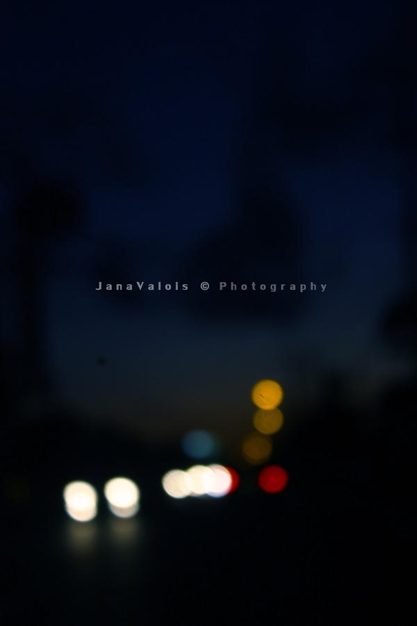 Night Lights by JaneV