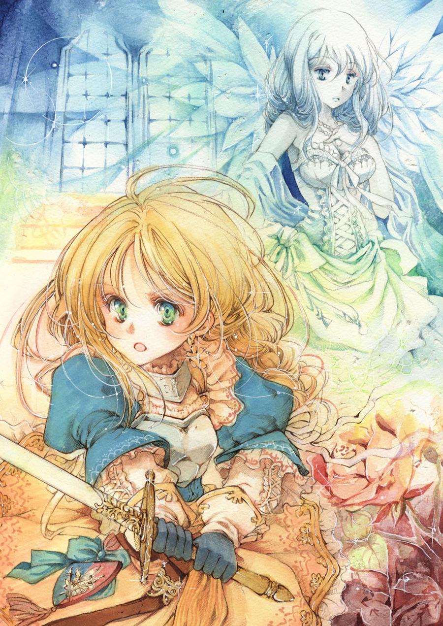 Crystalia by S-Gondolf