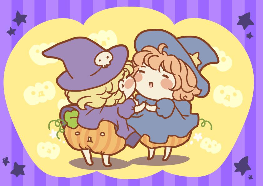 Petit Pumpkins by S-Gondolf