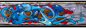 FLow Style Alien by meonerock