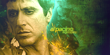 Al Pacino by Pistonsboi