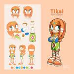 Tikal reference sheet