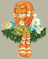 Tikal doodle 53