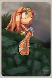 Tikal doodle 58 by XibalbaPiixan