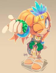 Tikal doodle 61 by XibalbaPiixan