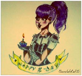 Happy Birthday!! by ChocolateCat35